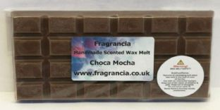 85 gram Highly Scented Wax Melt bar (CHOCA MOCHA)